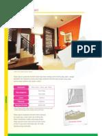 Gypsum Plafond