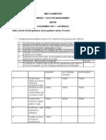 MF0003 Taxation Management