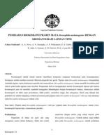 Laporan Praktikum Genetik Kromatografi