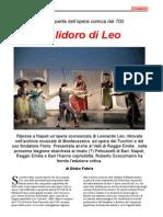 FABRIS Dinko - L'Alidoro Di Leo