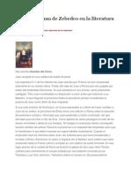 El Apóstol Juan de Zebedeo en La Literatura Apócrifa