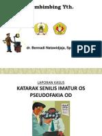 KATARAK IMATUR