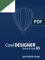 Corel Designer Technical Suite x5 Deployment Guide