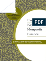 Essential Keys to Nonprofit Finance Important
