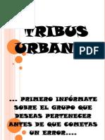 tribusurbanas-091124175103-phpapp02