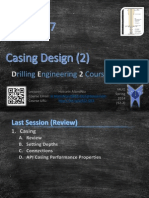 Casing Design