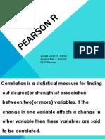 1. Correlation Between Nominal (Pearson r)-Classmates