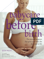 Babycare Before Birth, 2006