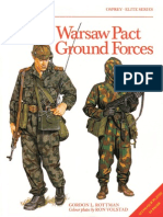 Osprey - Elite 010 - Warsaw Pact Ground Forces