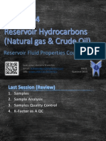 Reservoir Hydrocarbons