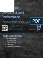 Oil Well Performance