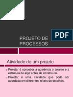 Projeto de Processos