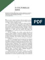 BURKE, Peter - L'Histoire Culturelle