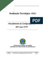 Configurações Do Outlook 2007 Fora Da Rede AGU