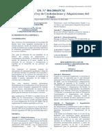 DS. N 084-2004-PCM - Reglamento de La Ley de Contrataciones y Adquisiciones Del Estado[1]