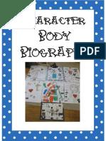 character development body biography narnia final project
