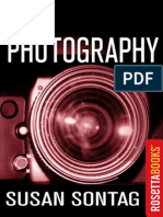 Sontag on Photography (Rosetta Books)