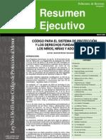 Res 136-03 Codigo Proteccion Al Menor