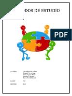 Métodos de Estudio Indice (1)