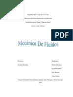 Experimento Fisica, Mecanica de Fluidos