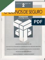 Cadernos de Seguro - Técnicas de Avaliação de Riscos - Partes I, II e III
