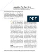 Seborrheic Dermatitis Overview Aafp