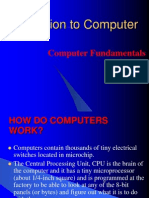 NSE 2 Introduction to Computer