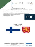 Riscul de Tara - Finlanda