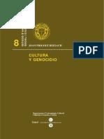 Cultura y Genocidio