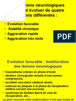 1A PATHOLOGIE neuro rééducation 070309