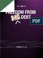 Robert Kiyosaki - Freedom From Bad Debt