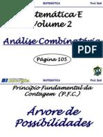 Analise Combinação Permutação Vol 2 E