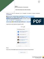 Manual Creacion de Cuentas en Gmail