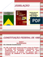 LEGISLAÇÃO EDUCACIONAL (2)