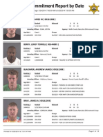 Peoria County booking sheet 05/25/14