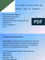 Instrumentos de Medición y Monitoreo Medicion Caudal