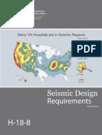 Seismic Design Requirements