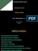 HARTE I - Aula 4 - Grécia Antiga