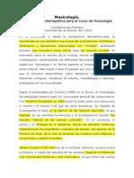 Musicología. Reseña de L. Barrientos