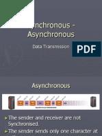 Synchronous Asynchronous Mode