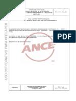 NMX-J-271-1-ANCE Tecnicas de Prueba en Alta Tension Parte 1