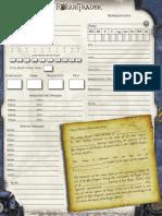 Rogue Trader - Colony Tracking Sheet