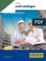 186969239 Doka Formwork Catalogue 2011