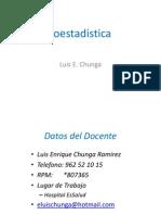 Bioestadistica Clase 1 Verano 2013 (1)