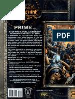 Warmachine Prime Mk2