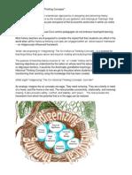 Indigenizing Six Historical Thinking Concepts