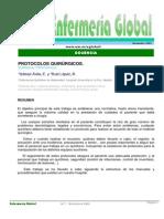 Protocolo de Conteo y Recuento de Compresas