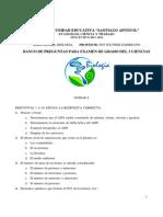 (198954875) Banco de Preguntas Biologia