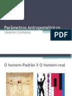Parâmetros Antropométricos