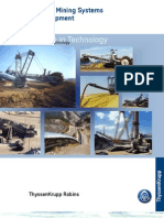 0737 Open Pit Mining Sys Equip
